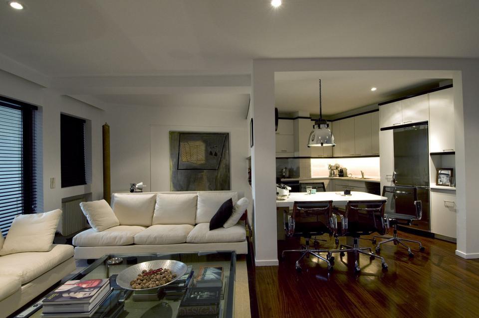 Studio Flat Interior Design